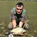 Dnes na Dunajci chytíme skôr pleskáča, ako lososa... a, samozrejme, hlavátku