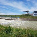 Umelé jarné záplavy (nápustný objekt Dobrohošť) väčšinou spúšťajú začiakom mája a trvajú zhruba dva mesiace.